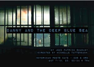 YOLO! Productions to Present DANNY AND THE DEEP BLUE SEA, Opening 10/7