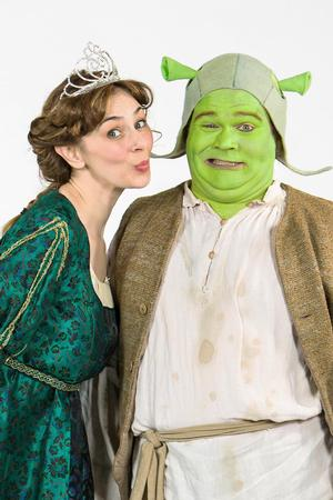 SHREK THE MUSICAL Heads to Children's Theatre Company, Beg. 4/22