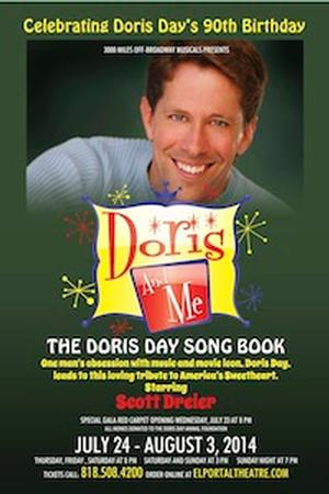 3000 Miles Off-Broadway Musicals Presents DORIS & ME: THE DORIS DAY SONGBOOK!, 7/24-8/3