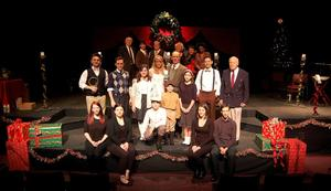 The Theater Project to Present IT'S A WONDERFUL LIFE: THE RADIO PLAY, 11/30