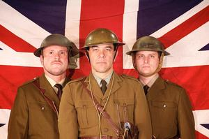Ross Valley Players to Present JOURNEY'S END, 1/16-2/16