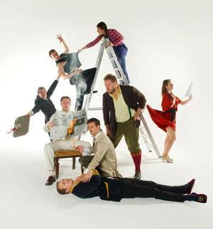Mischief Theatre's THE PLAY THAT GOES WRONG to Kick Off UK Tour at The Marlowe Theatre, Jan 21