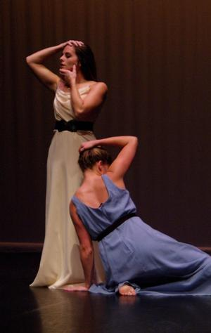 UM School of Theatre & Dance Presents 2014 DANCE NEW WORKS, Now thru 5/10