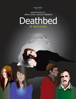 Ripple Effect Artists to Present DEATHBED at Theatre Row to Benefit Gilda's Club, 4/23-27
