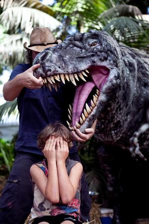 Dinosaur Zoo Live!, Scooby Doo and More Set for April 2014 Family Events at MPAC