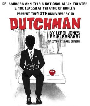 National Black Theatre and Classical Theatre of Harlem to Present DUTCHMAN, 4/30-5/23