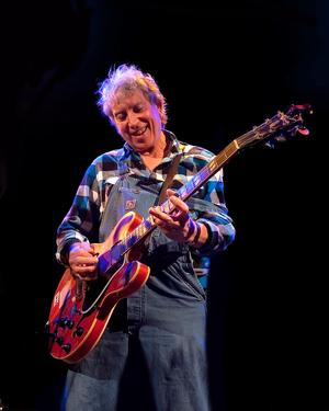 Elvin Bishop with Special Guests James Cotton and Paul Thorn to Play Fred Kavli Theatre, 3/2