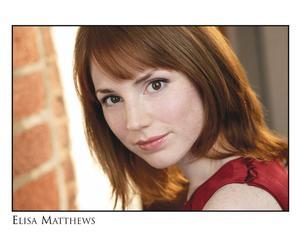 Elisa Matthews Joins Media Theatre's SUNSET BOULEVARD as 'Betty'