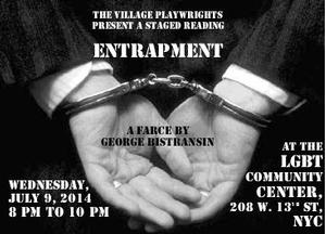 Upcoming Village Playwright Readings