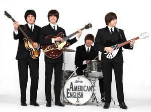 Beatles Tribute Band The Fab Four to Play bergenPAC, 2/7