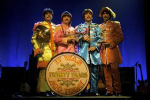 CAPA Welcomes THE FAB FOUR Tonight