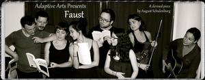 Adaptive Arts Theater Presents FAUST This Weekend