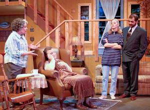 The Texas Repertory Theatre Presents THE FOREIGNER, 8/29-9/21
