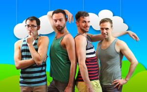 GAY CAMP Begins Performances at Duplex Cabaret Tonight