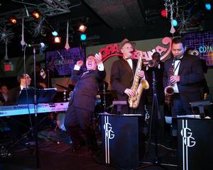 George Gee Orchestra with John Dokes Set for Las Vegas' Suncoast Showroom, 2/1