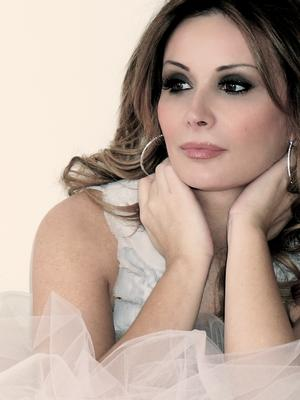 Giada Valenti Brings FROM VENICE WITH LOVE to 54 Below Tonight