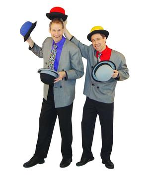 The Gizmo Guys to Play the Alden in McLean, 1/12