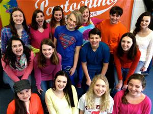 Cast Announced for Pantochino's GODSPELL JR., Set for 2/28