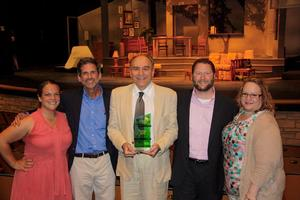 Governor's Award Presented to Peninsula Players Theater at Opening of its 79th Season
