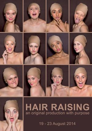 Rustenburg's HAIR RAISING Cast Members Receive Designer Costumes