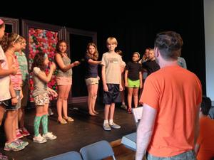 Pantochino's Summer Theatre Camp to Debut New Musical Spoof Today