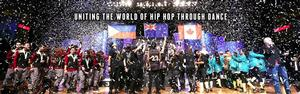 World Hip Hop Dance Championships to Return to the Orleans Arena, 8/10
