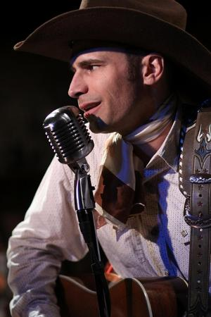 American Blues Theater Remounts Hit Production of HANK WILLIAMS: LOST HIGHWAY, 7/25-8/31