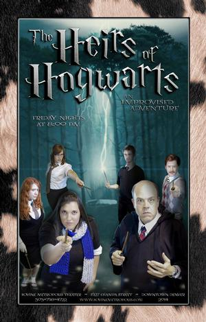 Send Out Your Owls: 'Heirs of Hogwarts' Returns to Bovine Metropolis Theater Feb 22nd
