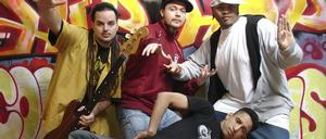 Hip Hop Connection to Play bergenPAC, 4/12