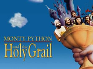 MONTY PYTHON AND THE HOLY GRAIL Screens at Orpheum with Medieval Fair Tonight