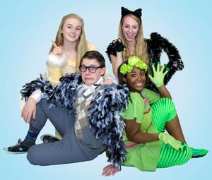 Upper Darby Summer Stage to Present HONK, JR., 8/6-8
