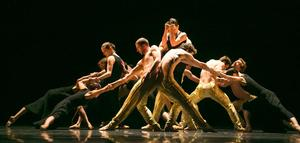 New York City Center's 2014 Fall for Dance Festival Opens 9/12-13 at the Delacorte Theater