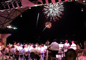 Brevard Symphony Orchestra Presents Free July 4th Concert & Fireworks Over the Water