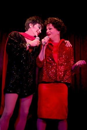 JUDY AND LIZA TOGETHER AGAIN! Extends at Don't Tell Mama's Through Sept 2014