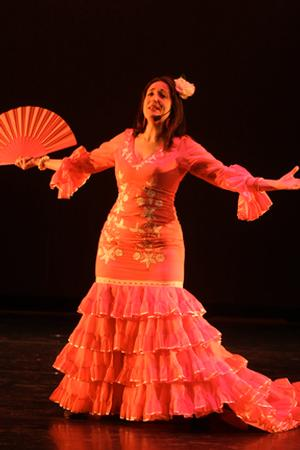 BALAM Dance Theatre to Return to Hunter, New York to Present DISCOVER THE SPLENDORS OF SPAIN, 7/7-11