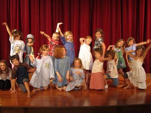 Leddy Center Offers Mini-Musical Classes For 5- & 6-Year-Olds