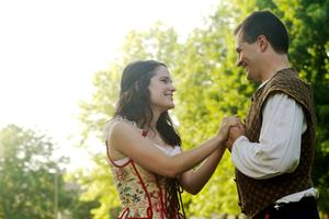 Midsommer Flight to Stage MUCH ADO ABOUT NOTHING, 7/19-8/24