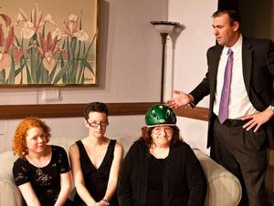 PARLOR GAMES to Open 1/10 at Stage Coach Theatre