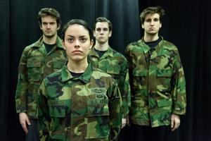 Wagner College Theatre to Present NYC Premiere of MY SOLDIERS, 3/4-9