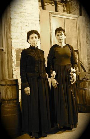 Theatre Off Jackson Presents THE BUNNER SISTERS 9/18-10/05