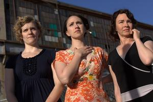 Duke City Rep Stages THESE SHINING LIVES, Now thru 5/25
