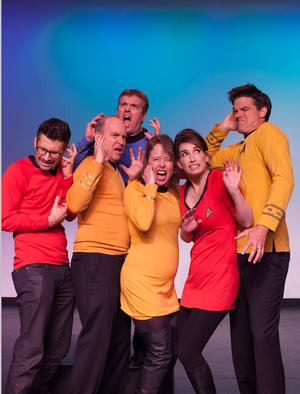 BATS Improv to Present WARP SPEED, 7/5-26