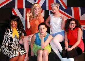 SHOUT! The Mod Musical Opens 3/19 at Ivoryton Playhouse