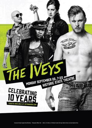 Ivey Awards to Celebrate 10 Years of 'Theater Forever', 9/22