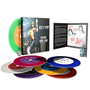Cleopatra Records to Release Limited Edition 7-Inch Singles Box Set From Iggy Pop