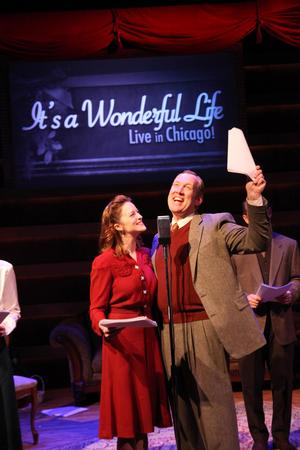 American Blues Theater Stages IT'S A WONDERFUL LIFE, Now Through 12/29