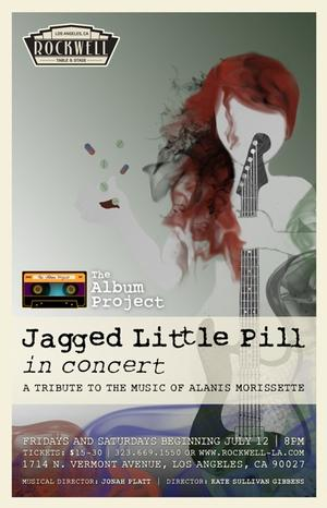 JAGGED LITTLE PILL Plays Rockwell Table & Stage Through August 30