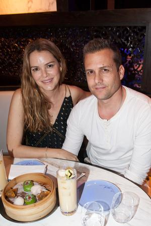 SIGHTING: Hakkasan Las Vegas Restaurant Welcomes SUITS Actor Gabriel Macht
