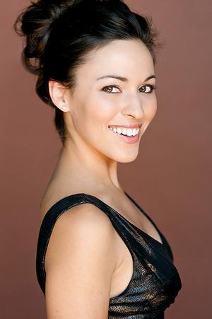 Juliana Hansen to Perform at Palm Desert's Arthur Newman Theater, 8/24