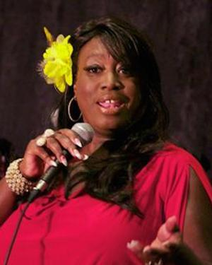 Keisha D Returns To Newman Theater in BORN TO SING, 7/13